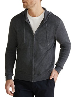 Zachary Prell - McGraw Cotton-Cashmere Full-Zip Hoodie