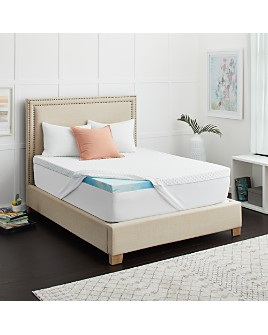 """Sealy - 3"""" Memory Foam Topper with Cover"""