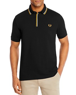 Fred Perry - Cotton Tipped Regular Fit Polo Shirt