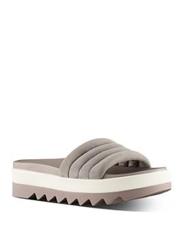 Cougar - Women's Perth Platform Slide Sandals