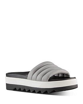 Cougar - Women's Prato Platform Slide Sandals