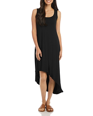 Karen Kane ASYMMETRIC HEM DRESS