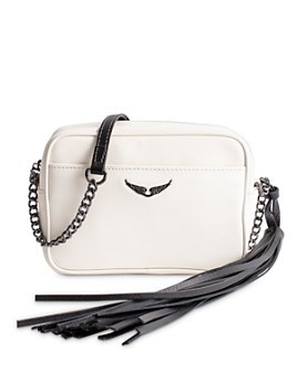 Zadig & Voltaire - Boxy Small Leather Crossbody Bag