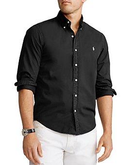 Polo Ralph Lauren - Cotton Twill Slim Fit Button-Down Shirt