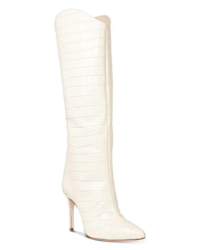 SCHUTZ - Women's Maryana Pointed-Toe High-Heel Boots