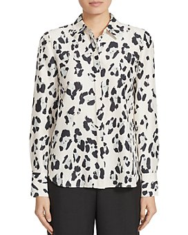 Lafayette 148 New York - Scottie Silk Blouse