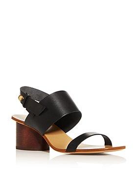 rag & bone - Women's City Block Heel Sandals