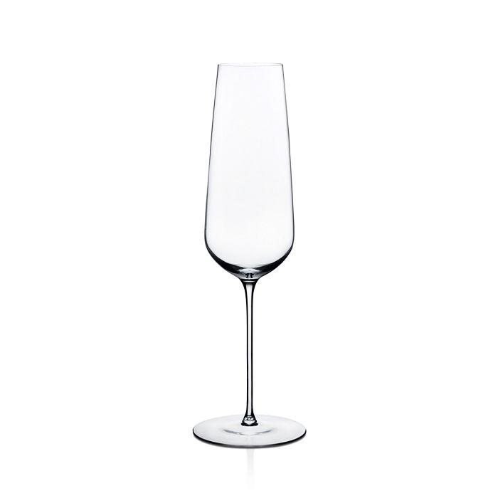 Nude Glass - Stem Zero Flute Champagne Glass