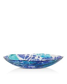 VIETRI - Sea Glass Medium Serving Bowl
