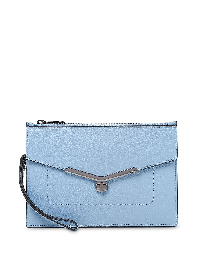 Botkier - Valentina Mini Leather Wristlet