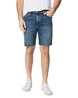 Joe's Jeans - Slim Fit Denim Bermuda Shorts in Cove