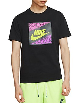Nike - Future Cotton Logo Graphic Tee