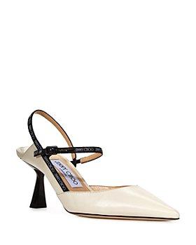 Jimmy Choo - Women's Ray 65 High Heel Pointed Toe Pumps