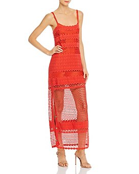Suboo - Stella Crochet Maxi Dress