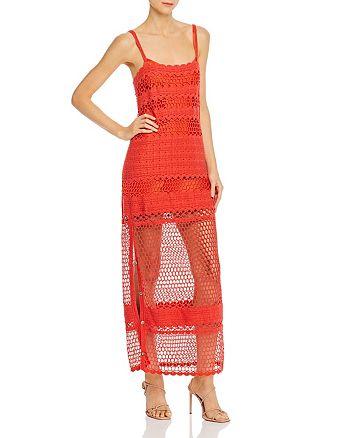 Suboo - Stella Crochet Maxi Dress