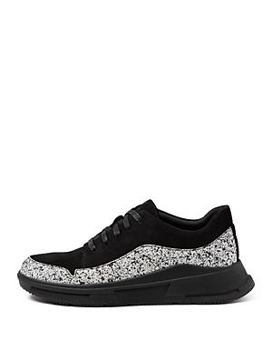 FitFlop Women\\\'s Freya Glitter Sneakers