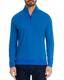 Robert Graham - Quarter Zip Hartford Sweater