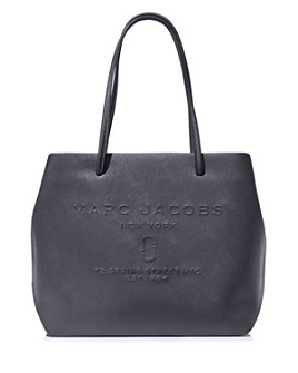 MARC JACOBS - Leather East-West Tote
