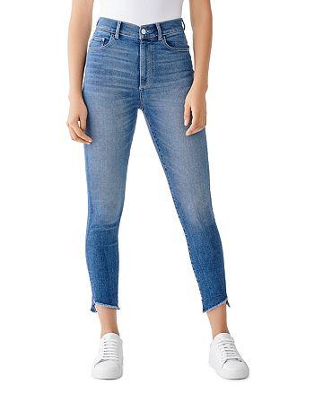 DL1961 - Farrow Cropped Skinny Jeans in Portage