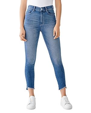 DL1961 Farrow Cropped Skinny Jeans in Portage-Women