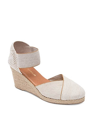 Andre Assous Women\\\'s Anouka Mid Wedge Espadrilles