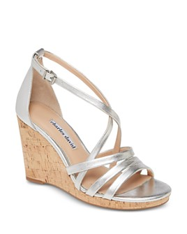 Charles David - Women's Randee Wedge Sandals