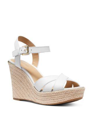 Suzette Espadrille Wedge Heel Sandals