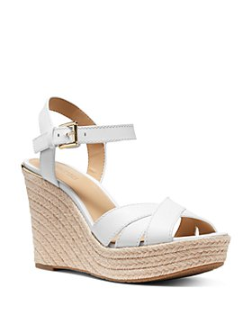 MICHAEL Michael Kors - Women's Suzette Espadrille Wedge Heel Sandals