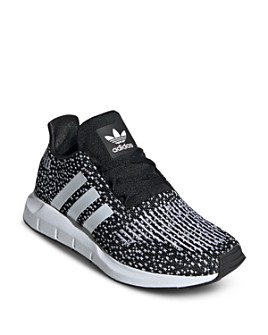 Adidas - Unisex Swift Run Knit Low-Top Sneakers - Big Kid