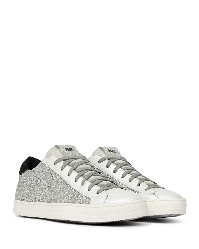 P448 Women's Lace Up Sneakers    Bloomingdale's