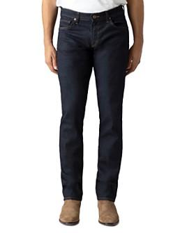 J Brand - Straight Slim Fit Jeans in Jeet