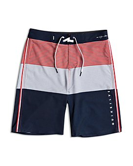 Quiksilver - Boys' Highline Massive Swim Trunks - Little Kid, Big Kid