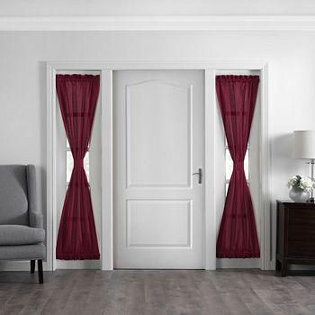 "Elrene Home Fashions - Colette Sidelite Window Panel, 28"" x 72"""