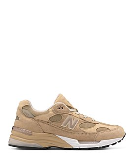 New Balance - Men's 992 Lace Up Sneakers