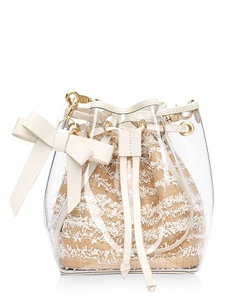 ZAC Zac Posen - Lacey Drawstring Mini Crossbody