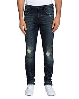 PRPS - The Siz Slim Fit Jeans in Dark Wash