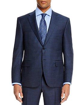 Canali - Classic Fit Navy Suit
