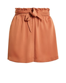 BCBGeneration - Paper Bag Waist Shorts