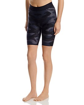 COR designed by Ultracor - Camo Biker Shorts