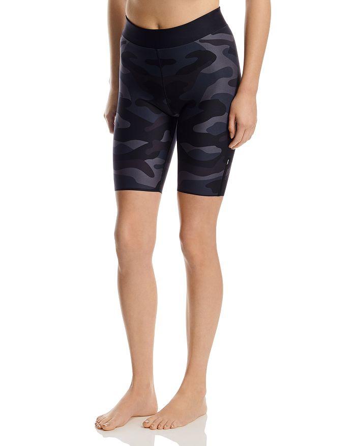 COR designed by Ultracor - Camo Biker Shorts