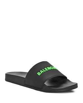 Balenciaga - Men's Pool Slide Sandals