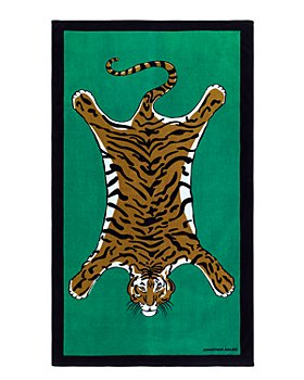 Jonathan Adler - Tiger Cotton Beach Towel