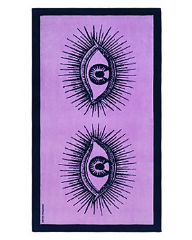 Jonathan Adler - Eyes Cotton Beach Towel