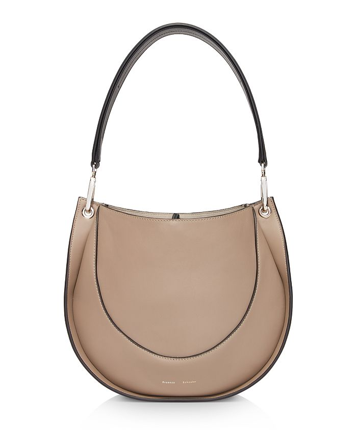 Proenza Schouler - Medium Leather Convertible Arch Shoulder Bag