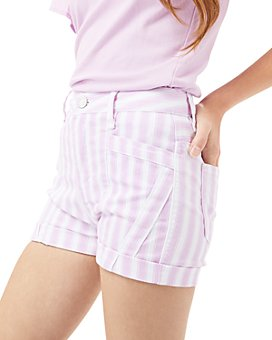 Habitual Kids - Girls' Rosalie Multi-Seams Shorts - Big Kid