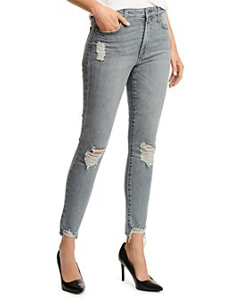 Joe's Jeans - The Charlie Ankle Skinny Jeans in Vetiver