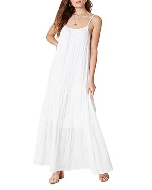 x Steve Madden Roman Holiday Tiered Dress