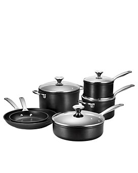 Le Creuset - 10 Piece Nonstick Cookware Set