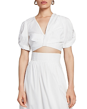A.l.c. Ryan Cropped Top-Women