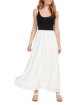 cupcakes and cashmere - Lula A Line Maxi Skirt